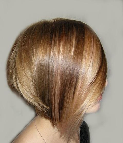 фото брондирования волос