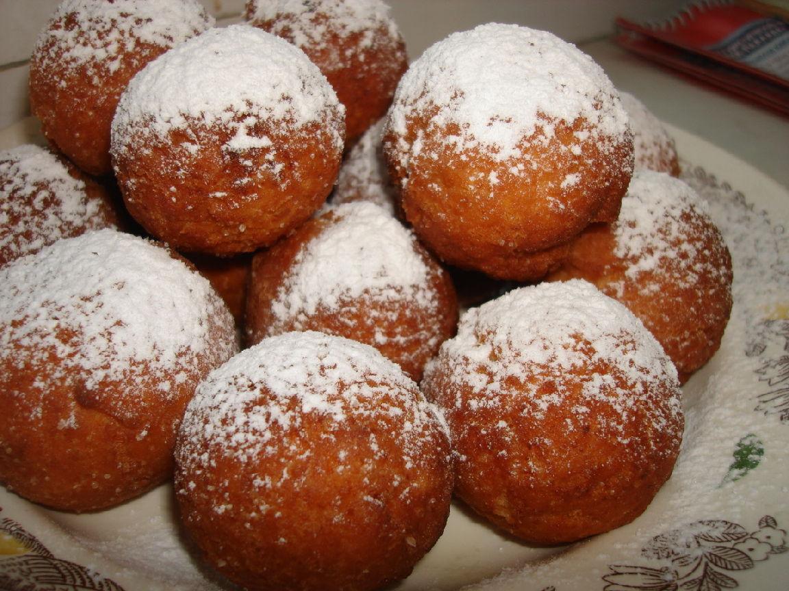 рецепт пончиков творожных с фото пошаговый рецепт