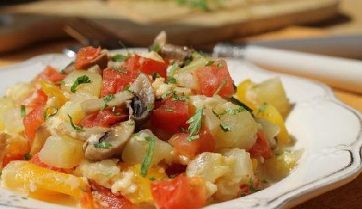 Блюда в пароварке рецепты с фото пошагово