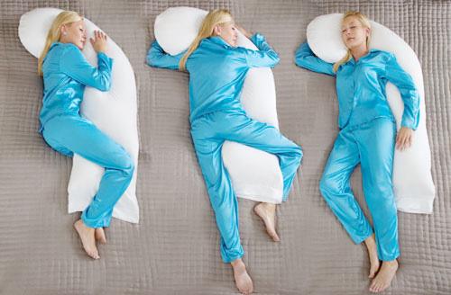 Позы для сна во время беременности 2 триместр