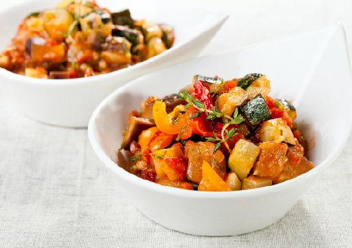 Приготовить овощное рагу с мясом фото рецепт