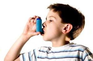 Астма у детей симптомы