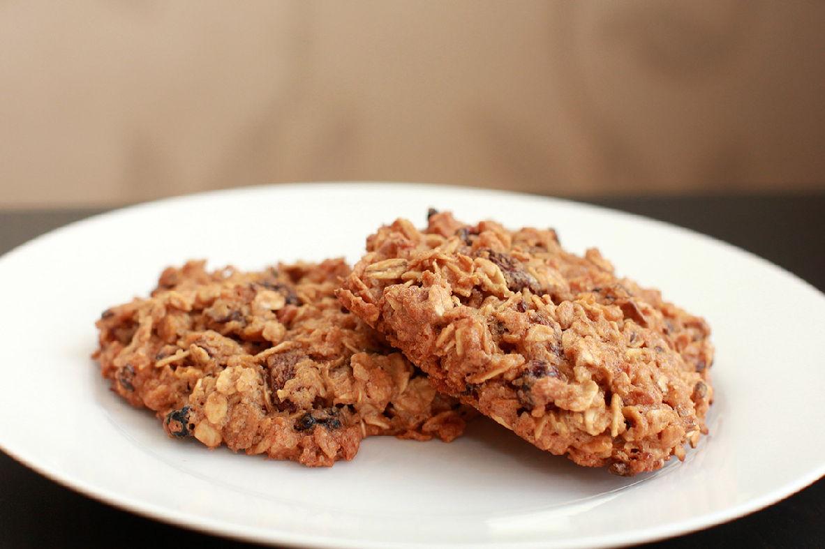 печенье из геркулесовых хлопьев рецепт