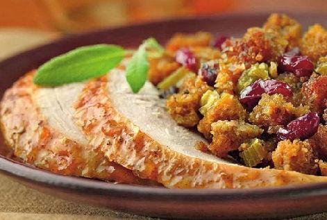 что приготовить из филе индейки быстро и вкусно в духовке