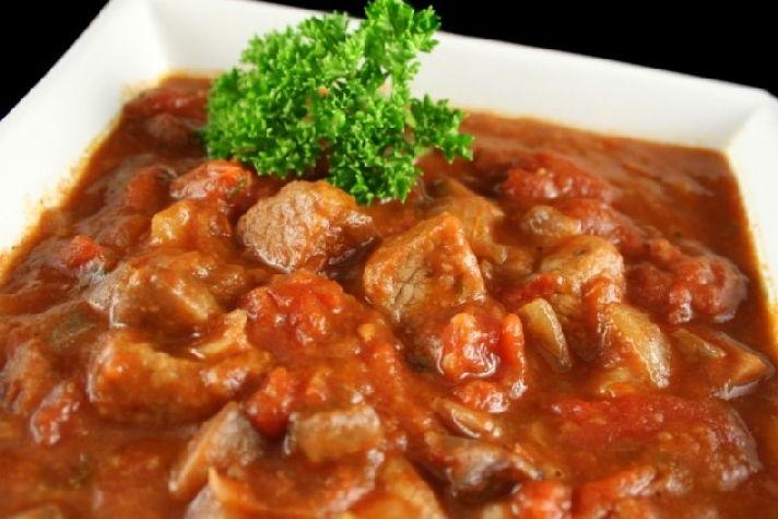 Как готовить гуляш из говядины рецепт