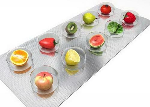 Какие витамины надо пить чтоб быстрей забереминеть