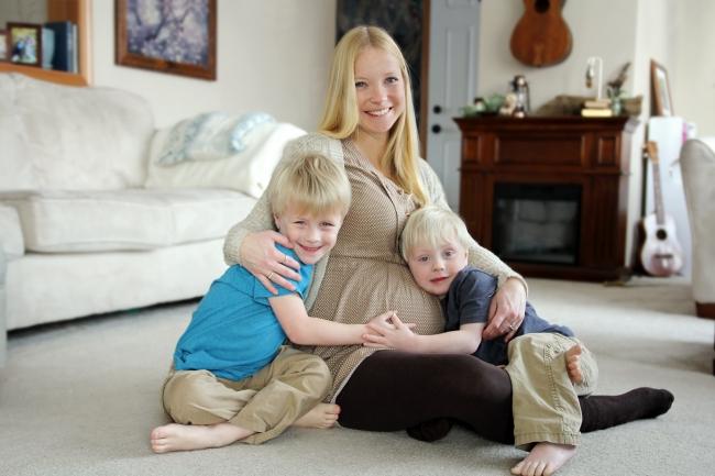 3 беременность особенности