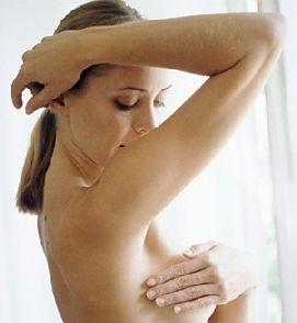Набухание молочных желез при беременности, выделения из молочных желез