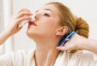 Кровотечение из носа при беременности